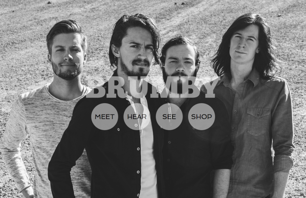 Brumby band shoot